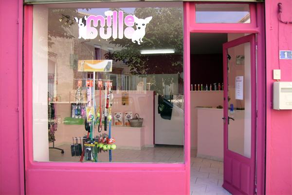 MilleBulle - Toiletteur chien et chat à Marcorigan.